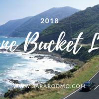 June Bucket List 2018