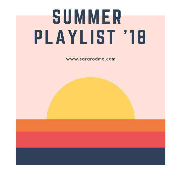 Summer Playlist 2018
